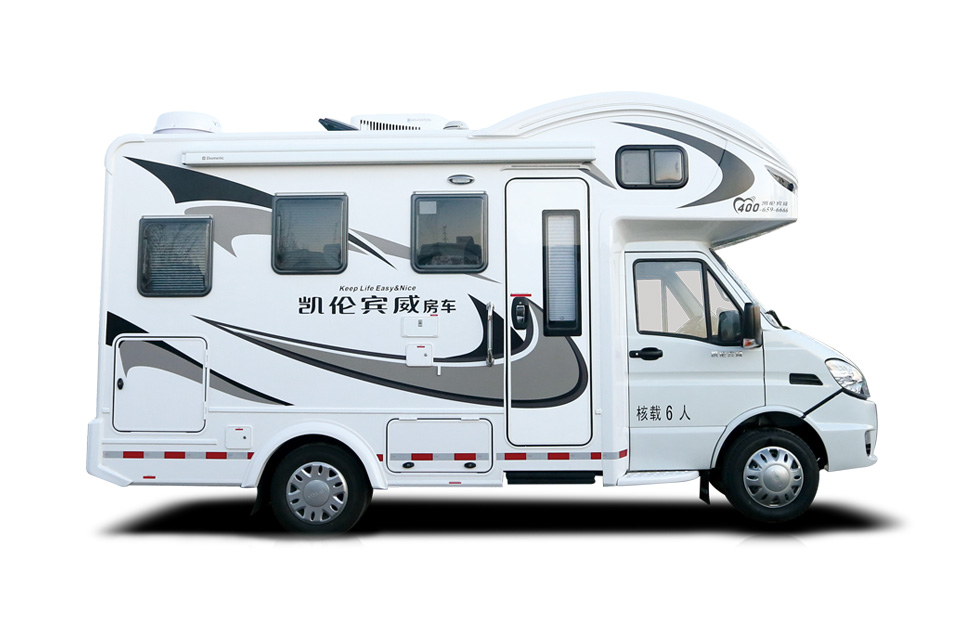 宇通C533单拓展 ZK5043XLJ6国产依维柯单拓展房车,带您完美出行!