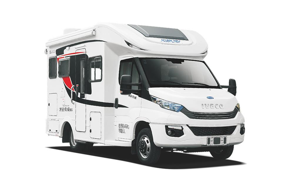 ZK5045XLJ2(前小顶进口依维柯版房车) ZK5045XLJ2(前小顶进口依维柯版房车)