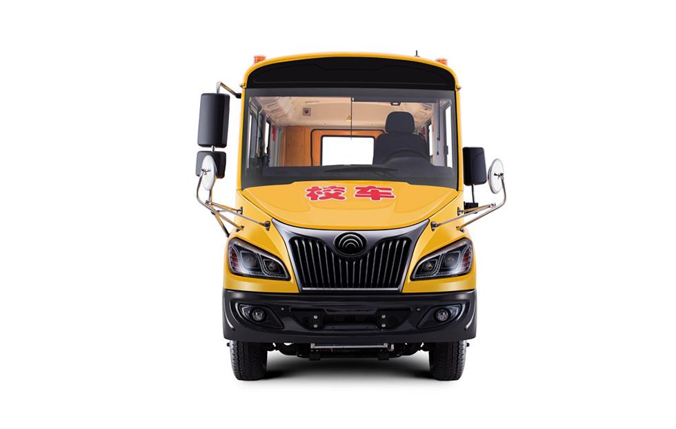 ZK6535DX(3代国五柴油) 宇通最小校车 B照可开