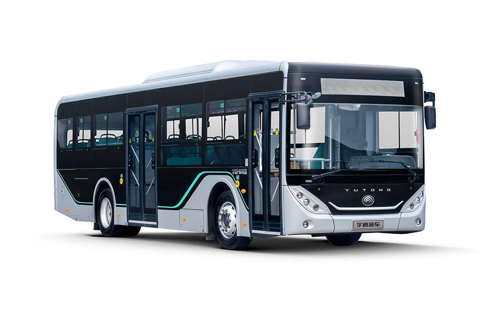 E10i(公交新能源) 宇通科技 美好出行