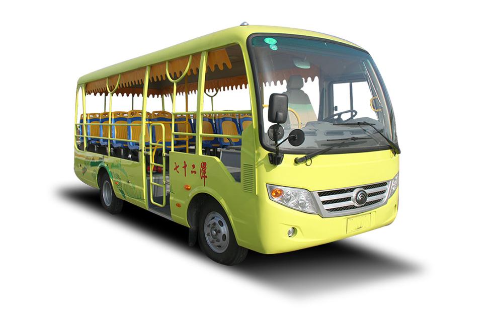 23座柴油-GC23A 观光车