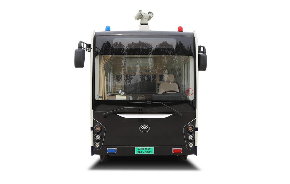 ZK6600EVJ环境检测综合执法车 ZK6600EVJ环境检测综合执法车