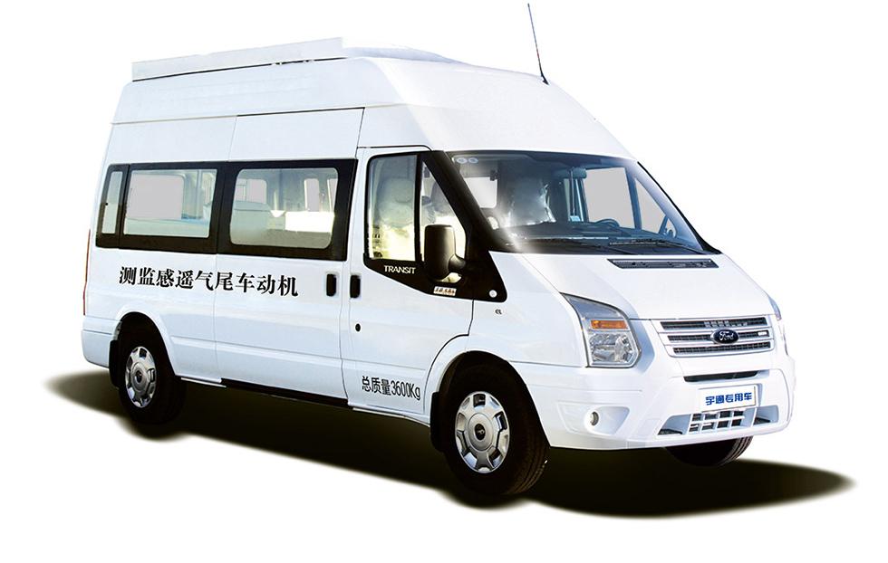 ZK5040XJC5尾气监测车 ZK5040XJC5尾气监测车