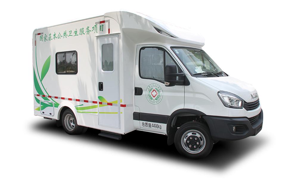 6米健康普查车 ZK5042XYL15