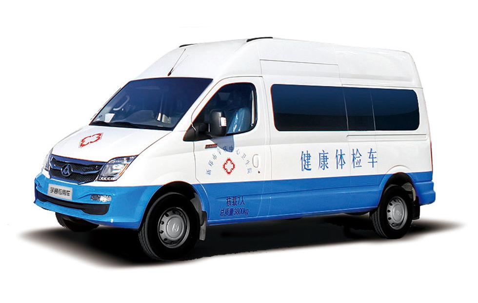 6米健康普查车 ZK5041XYL15(健康普查车)