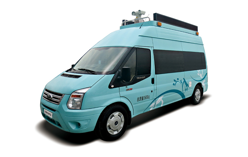 ZK5040XJC5水质检测车 ZK5040XJC5水质检测车