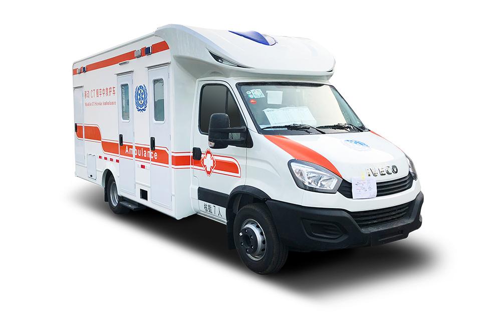 脑卒中急救车 ZK5060XJH15(脑卒中急救车)
