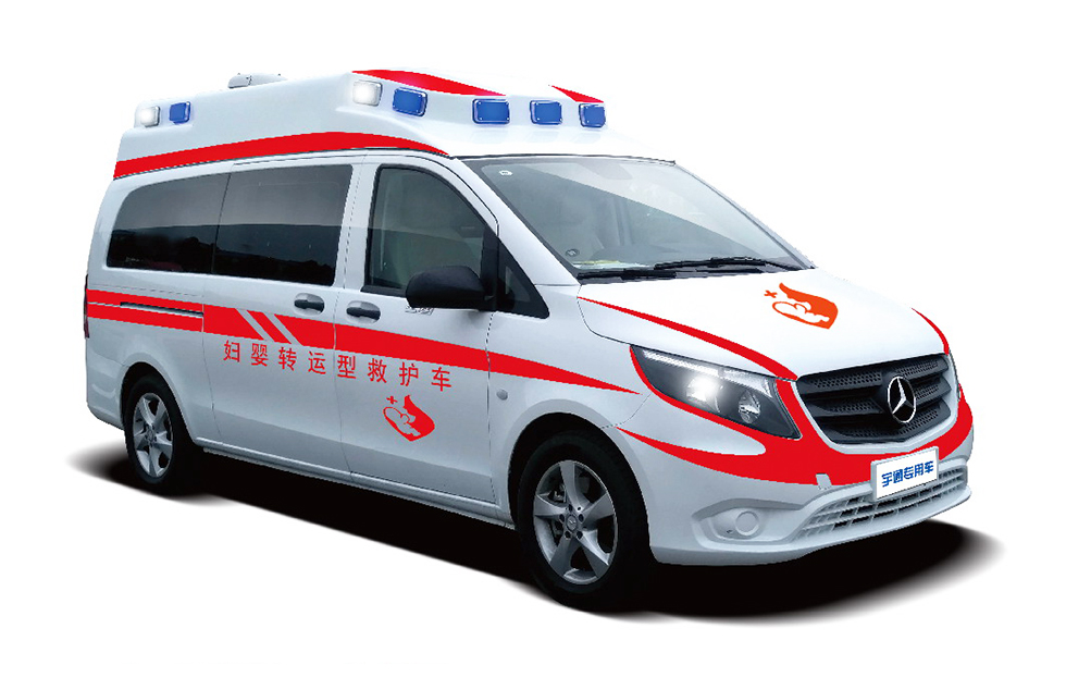 奔驰威霆新生儿救护车