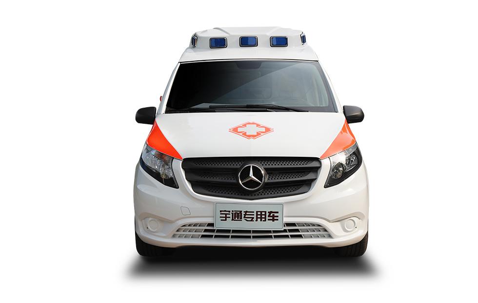 奔驰威霆精英版监护救护车 ZK5039XJH16
