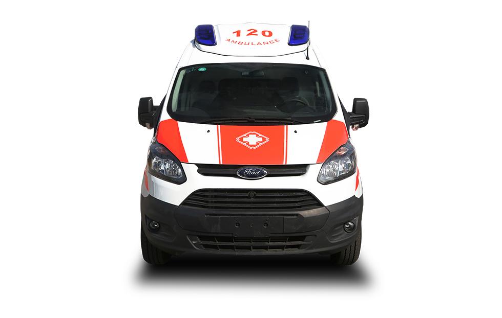 新全顺豪华版智能救护车 ZK5033XJH远程会诊智能救护车