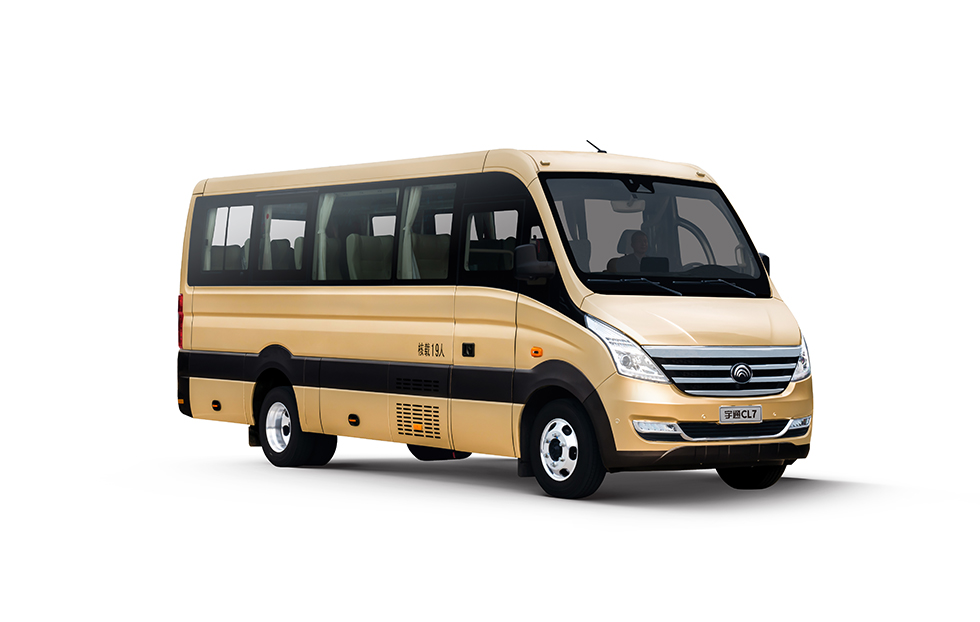 CL7新一代商旅客车
