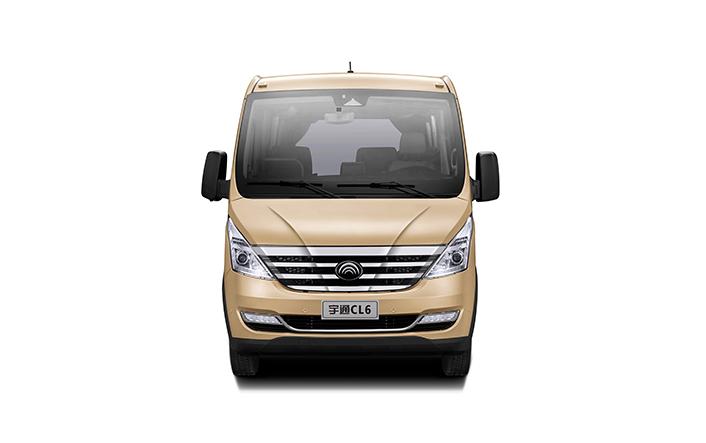 CL6 新一代商旅客车,宜客、宜商、宜旅