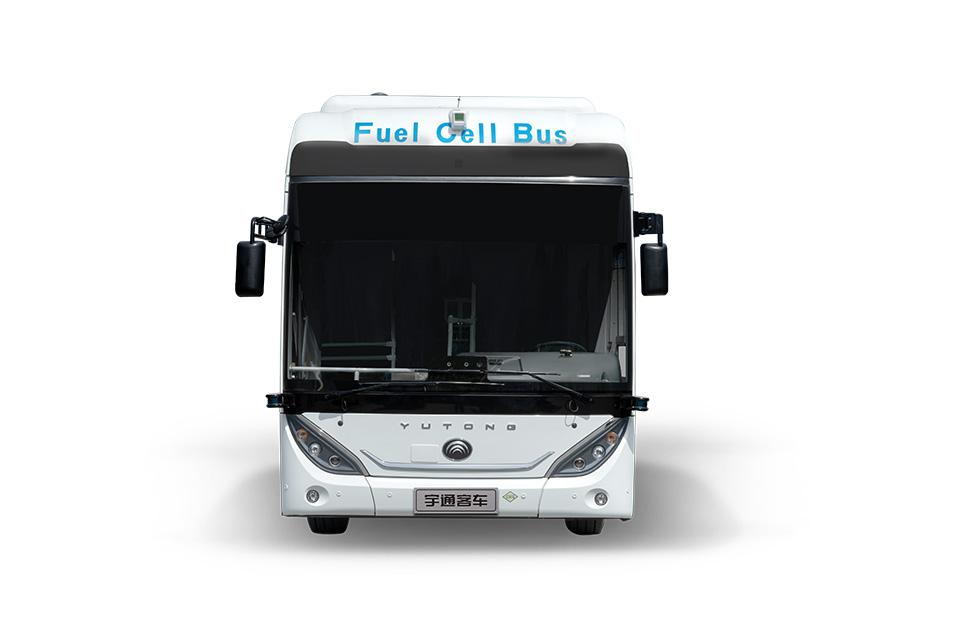 燃料电池客车 零排放 氢未来