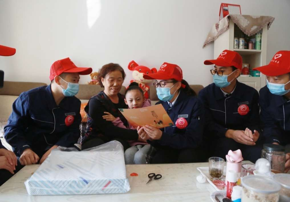 公司举办第十六届重阳文化节
