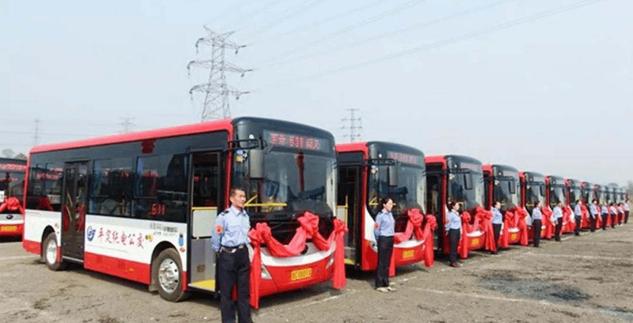 县域公交如何破局?看平定公交的成功转型之路