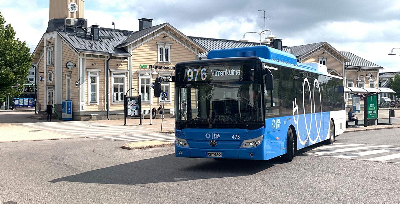 芬兰迎来首批纯电动客车,宇通助力欧洲美好出行