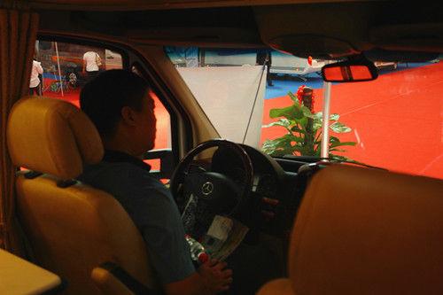 2014中国旅游产业博览会开幕 凯伦宾威带您走进房车新型旅游模式