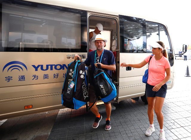宇通赞助2019郑州网球公开赛,彰显国际品牌风范