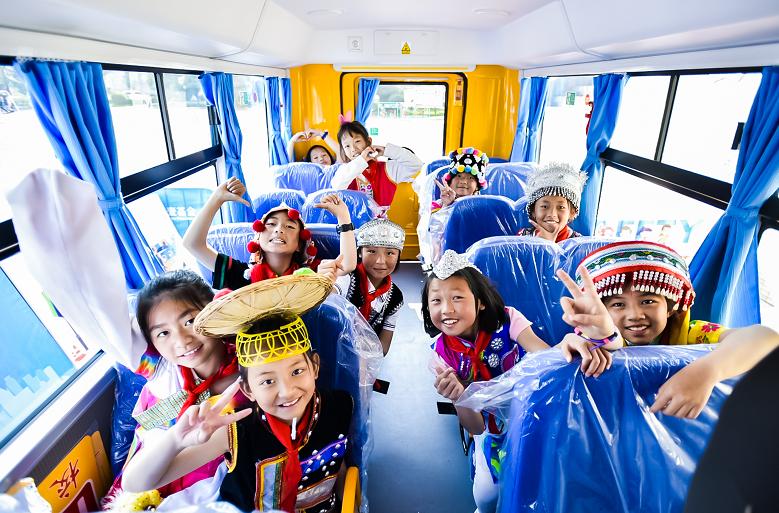 一份责任一种担当一个执念 宇通&壹基金:把儿童交通安全教育进行到底