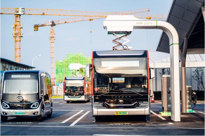 全国70余家公交企业参观体验!宇通5G自动驾驶公交示范项目获赞