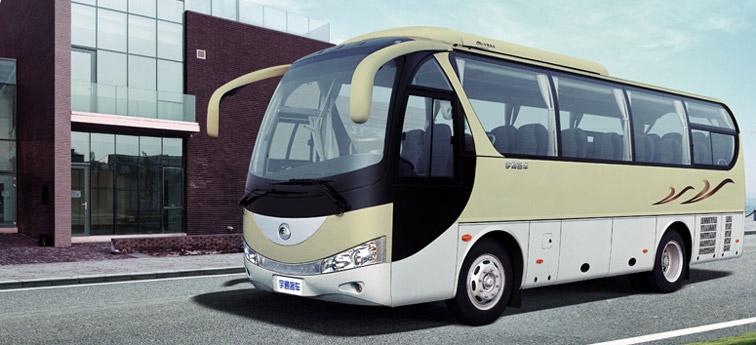 国内首家广州设4S店 宇通客车要征服世界