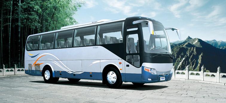 郑州宇通生产出更安全的大客车座椅
