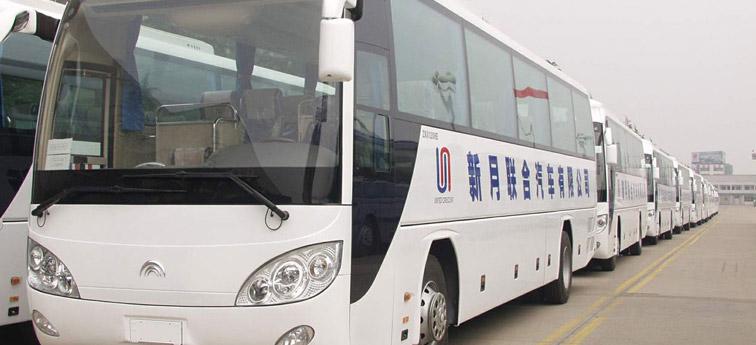 60台ZK6120HE开赴京城