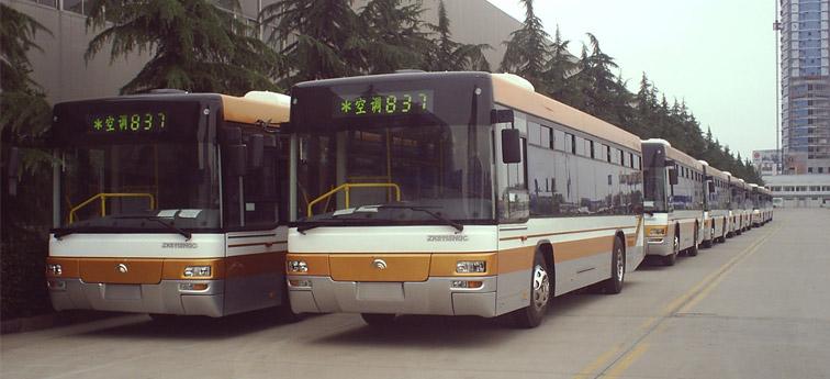 宇通公交上海受宠