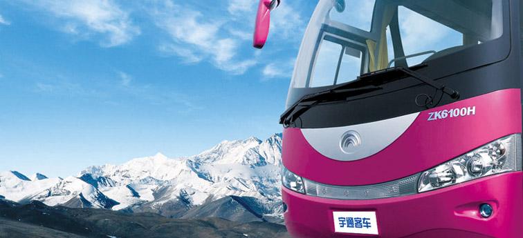 宇通成为客车行业标志性品牌