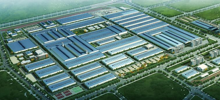 宇通客车节能与新能源基地正式奠基