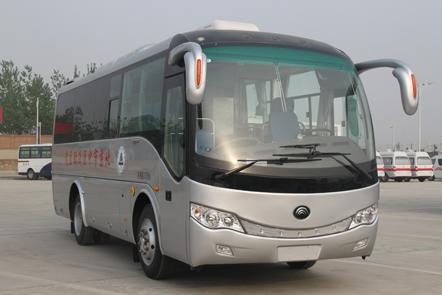 14台宇通中医医疗车顺利交付客户使用