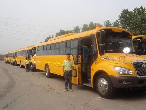 与40余所学校签约 广州珠航携手宇通发力校车服务
