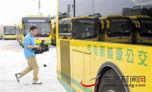 首批100辆宇通气电混合动力公交车将正式运营