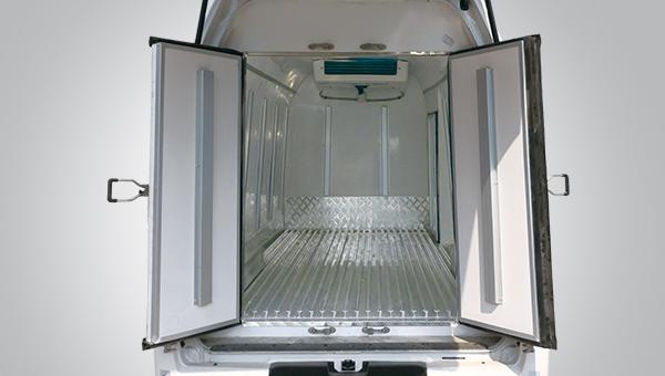 ZK5031XLC6冷藏车