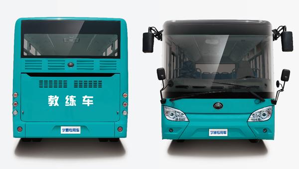 ZK5122XLH5教练车