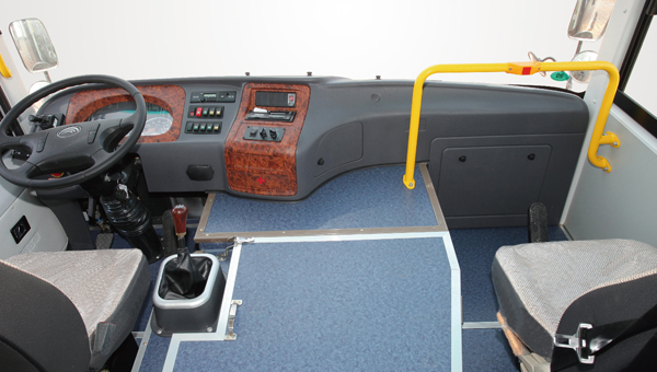 ZK5110XLH5教練車