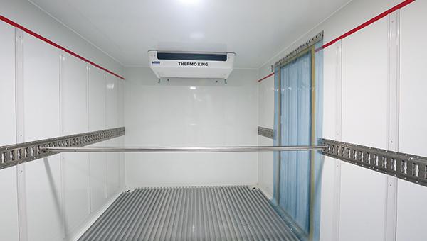 ZK5042XLC5 轻型冷藏车