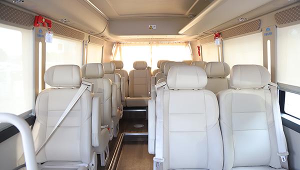 ZK6601D5商务车