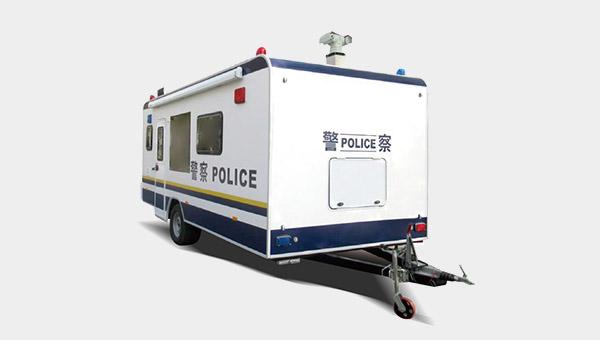 ZK9020XJY警用治安检查车