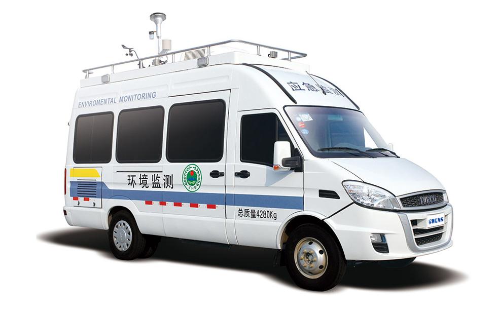 ZK5041XJC2 大气监测车 ZK5041XJC2 大气监测车