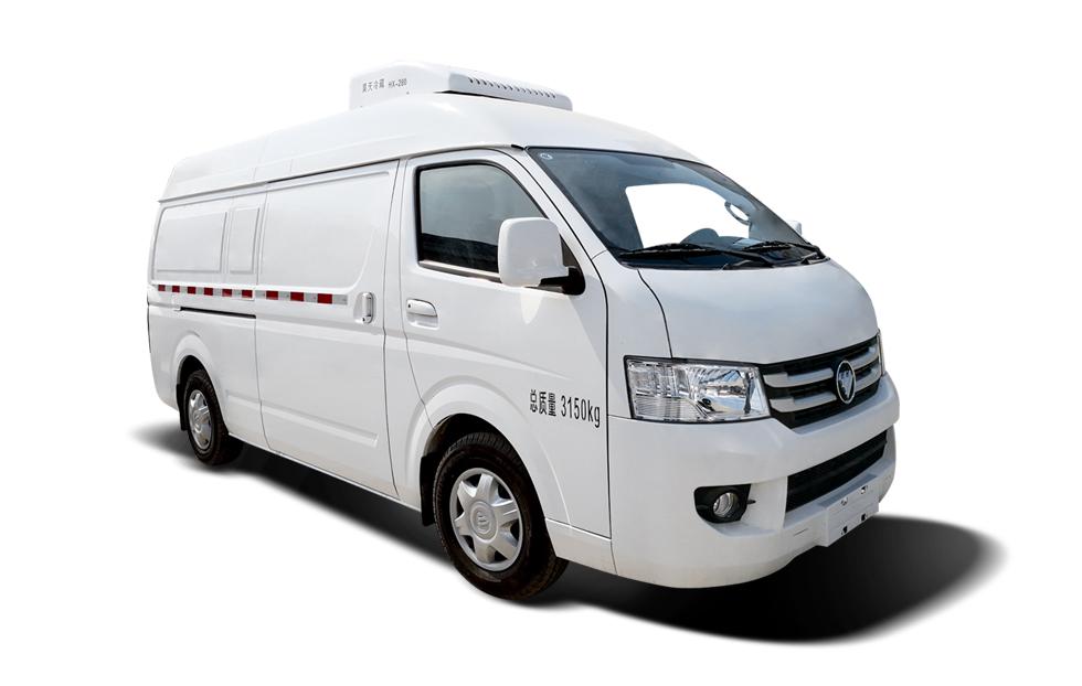 ZK5031XLC2冷藏车 ZK5031XLC2冷藏车