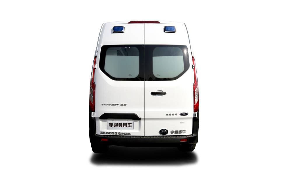 新全顺安顺版监护救护车 监护型救护车,江铃全顺改装。