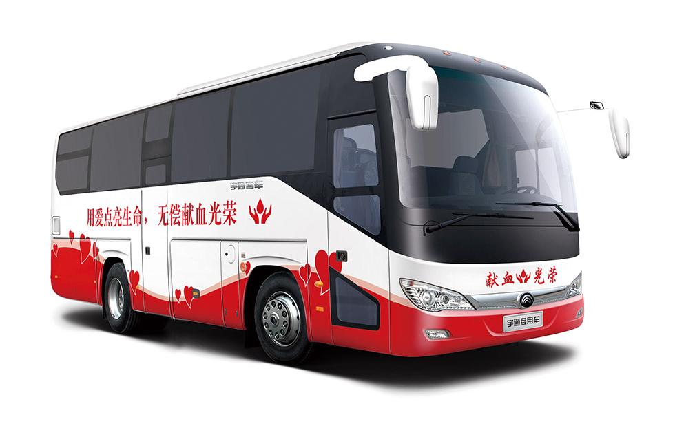 9米采血车 9米采血车。国内领先的双动力空调,制冷效果好。配备可靠的安全性平移行李舱门。