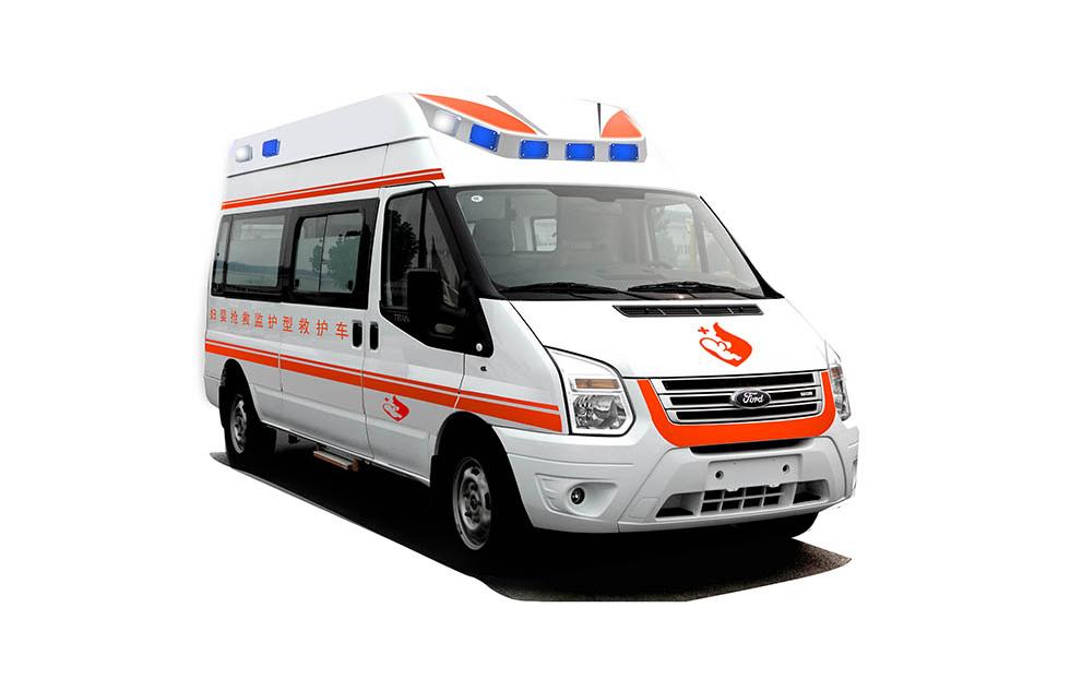 新世代全顺妇婴救护车 超大承载空间,充分满足乘坐、工作与承载对空间的要求。
