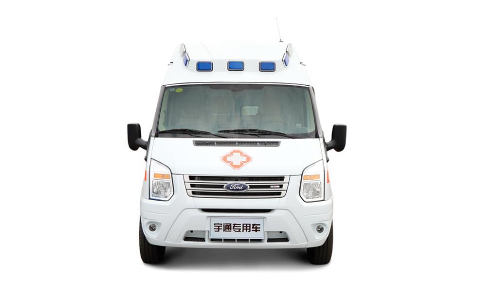 新世代全顺安顺版监护救護車 监护型救護車,福特改装。