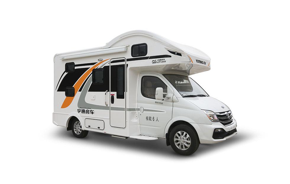 C310纵置床(国六) 市场指导价:36.9万元 宇通房车C310纵置床