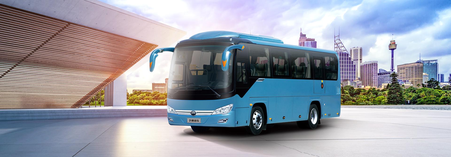 ZK6876H商务车