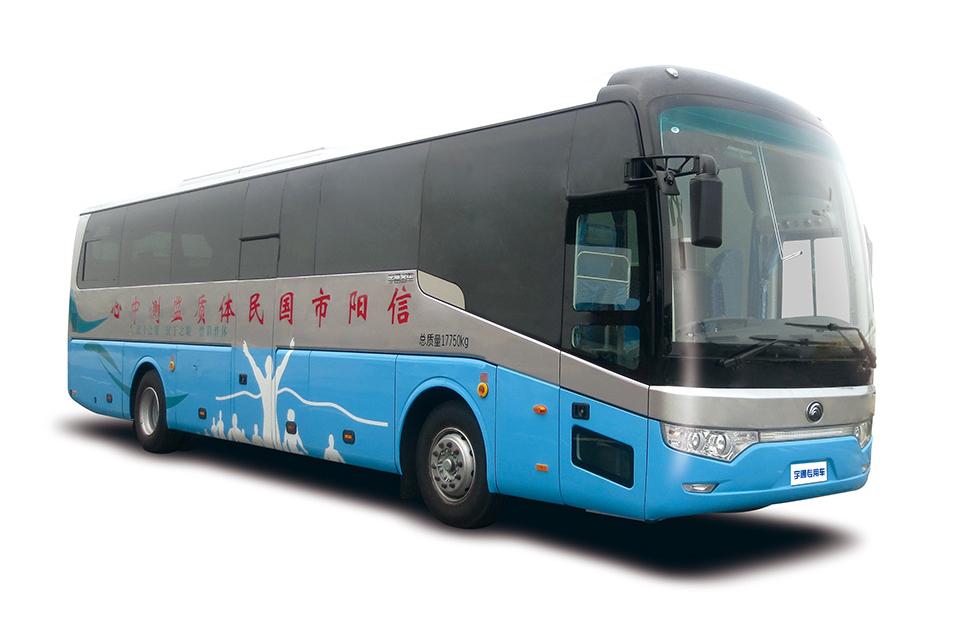 12米体质监测车 12米体质监测车,体质监测提高国民体质。