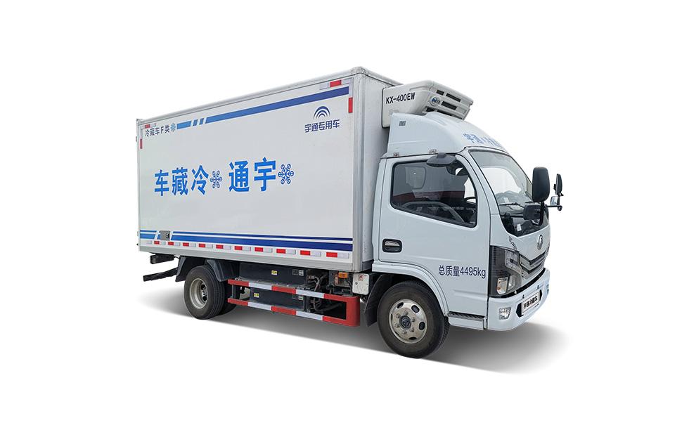 ZK5041XLCBEV1型纯电动冷藏车 ZK5041XLCBEV1型纯电动冷藏车
