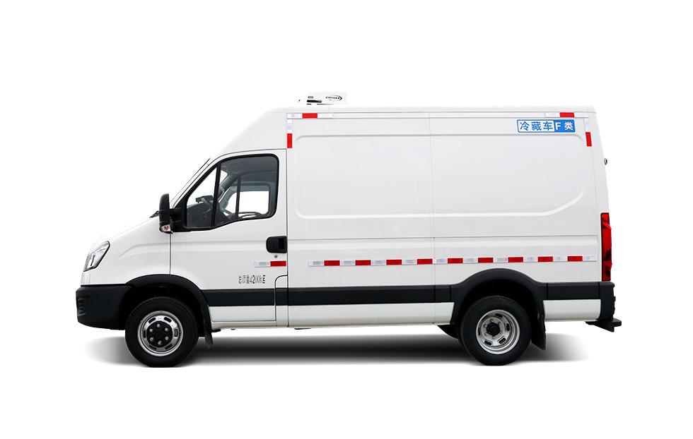 ZK5043XLC5型冷藏车 ZK5043XLC5型冷藏车